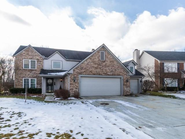 4937 Bentbrook Drive, Noblesville, IN 46062 (MLS #21614803) :: AR/haus Group Realty