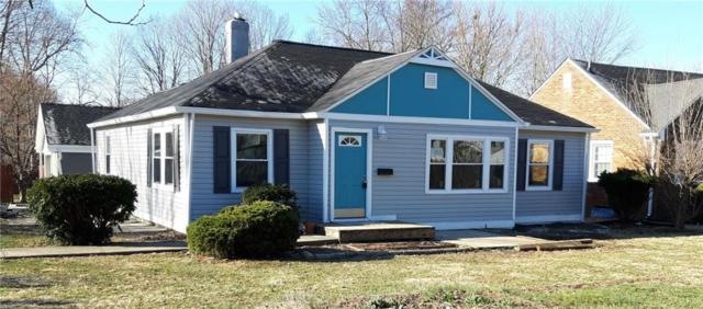 5155 E 21st Street, Indianapolis, IN 46218 (MLS #21614834) :: Mike Price Realty Team - RE/MAX Centerstone