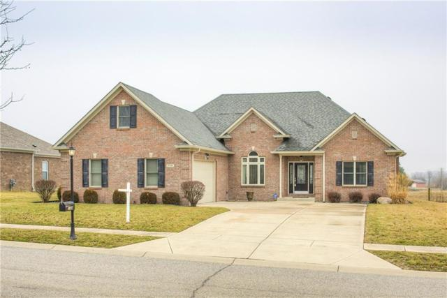 2144 Partridge Drive, Franklin, IN 46131 (MLS #21614841) :: The Evelo Team