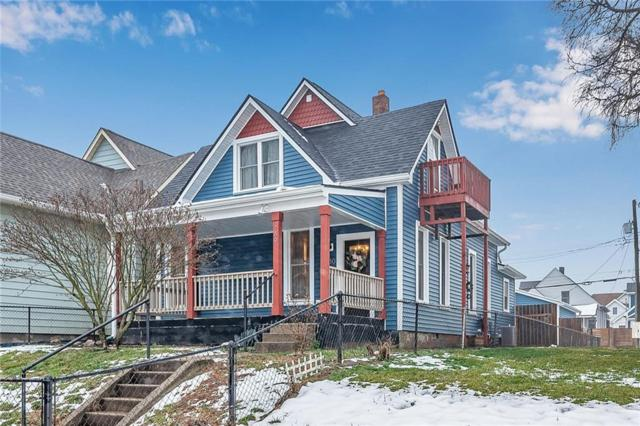 730 Weghorst Street, Indianapolis, IN 46203 (MLS #21614977) :: Mike Price Realty Team - RE/MAX Centerstone