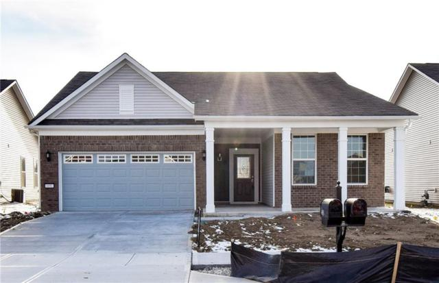 4891 Silverbell Drive, Plainfield, IN 46168 (MLS #21615048) :: Mike Price Realty Team - RE/MAX Centerstone