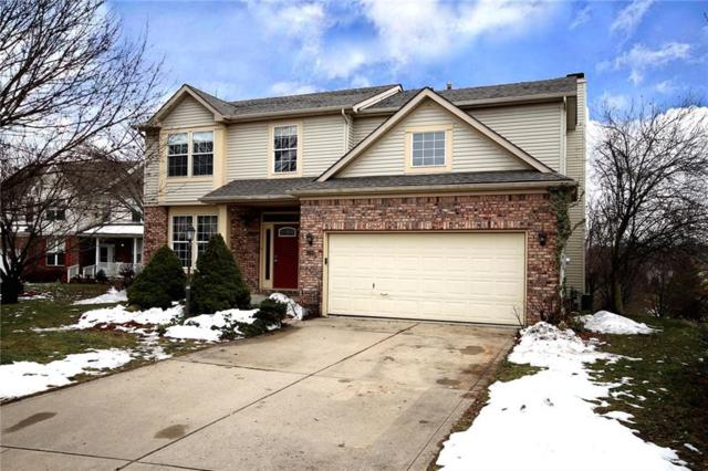3341 Suffolk Court, Greenwood, IN 46143 (MLS #21615071) :: HergGroup Indianapolis