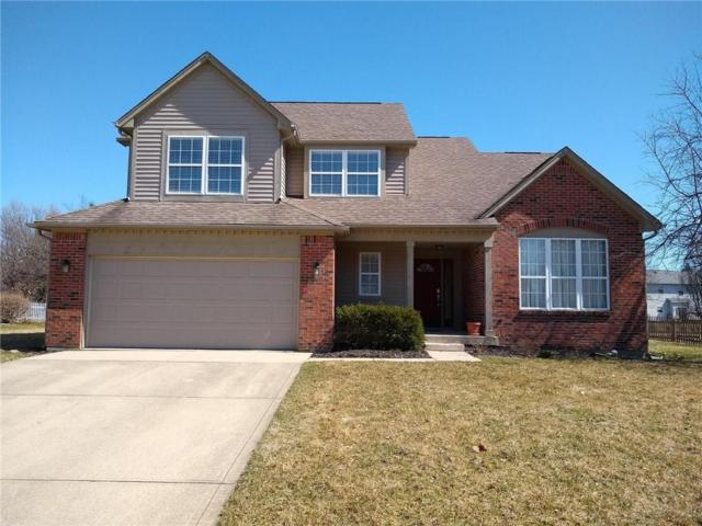 14949 Bridlewood Drive, Carmel, IN 46033 (MLS #21615081) :: AR/haus Group Realty