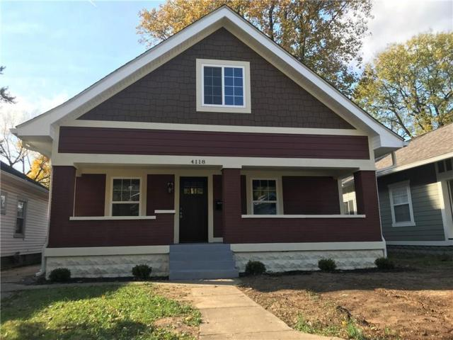 4118 Rookwood Avenue, Indianapolis, IN 46208 (MLS #21615086) :: AR/haus Group Realty