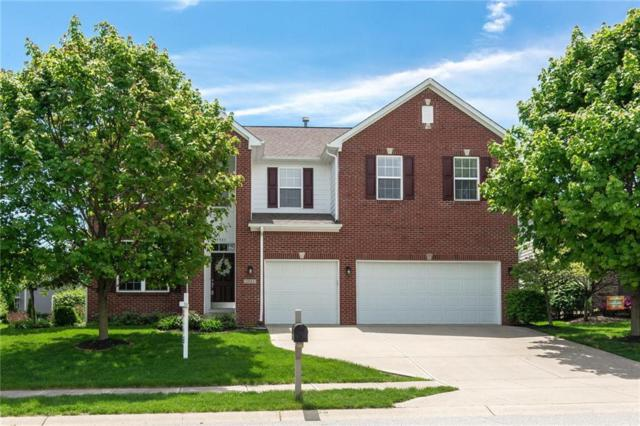 5983 Bladen Drive, Noblesville, IN 46062 (MLS #21615162) :: AR/haus Group Realty