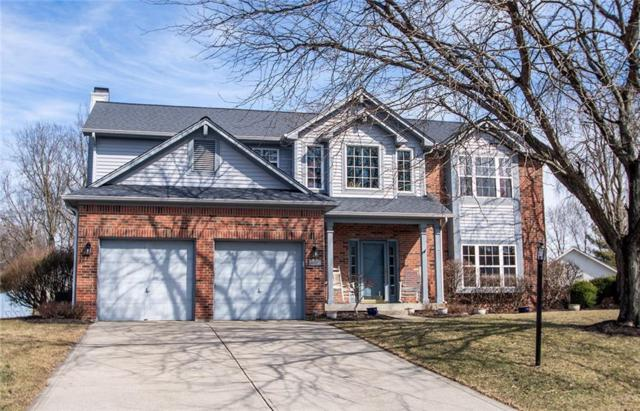 8682 Buffett Parkway, Fishers, IN 46038 (MLS #21615222) :: Mike Price Realty Team - RE/MAX Centerstone