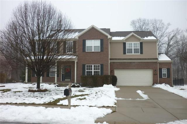 8715 Redditch Drive, Avon, IN 46123 (MLS #21615233) :: Richwine Elite Group