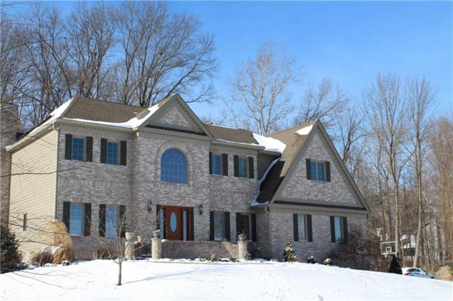 2666 Grey Fox Drive, Martinsville, IN 46151 (MLS #21615590) :: Mike Price Realty Team - RE/MAX Centerstone