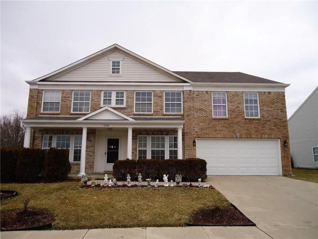 10581 Carrie Lane, Indianapolis, IN 46231 (MLS #21615595) :: Mike Price Realty Team - RE/MAX Centerstone
