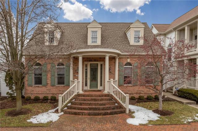 8176 Hewes Place, Indianapolis, IN 46250 (MLS #21615828) :: FC Tucker Company