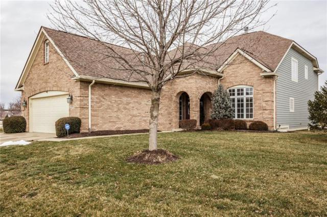 8836 Crystal River Drive, Indianapolis, IN 46240 (MLS #21615941) :: Mike Price Realty Team - RE/MAX Centerstone