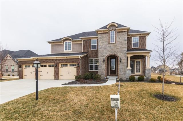 9985 Copper Saddle Bend, Fishers, IN 46040 (MLS #21615982) :: Mike Price Realty Team - RE/MAX Centerstone