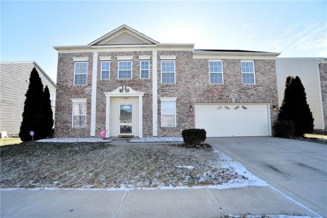10633 Cyrus Drive, Indianapolis, IN 46231 (MLS #21616187) :: Richwine Elite Group