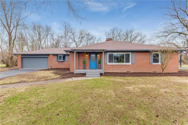 6531 Sunset Lane, Indianapolis, IN 46260 (MLS #21616232) :: Mike Price Realty Team - RE/MAX Centerstone