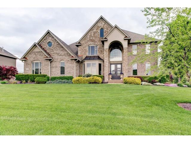 4907 Kerrington Boulevard, Bargersville, IN 46106 (MLS #21616346) :: Mike Price Realty Team - RE/MAX Centerstone