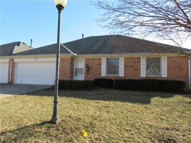 127 Dover Boulevard N, Brownsburg, IN 46112 (MLS #21616521) :: The Indy Property Source