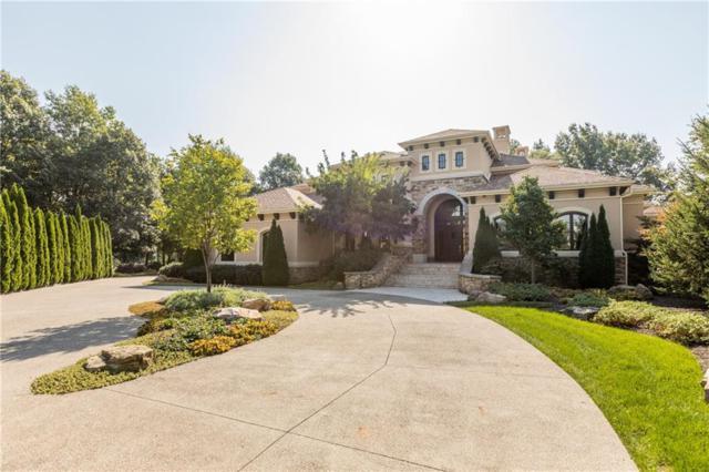 15395 Whistling Lane, Carmel, IN 46033 (MLS #21616570) :: The ORR Home Selling Team