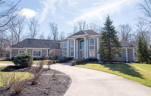235 Breakwater Drive, Fishers, IN 46037 (MLS #21616926) :: AR/haus Group Realty