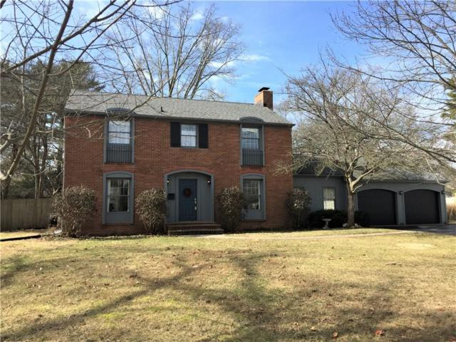 3428 Woodland Place, Columbus, IN 47203 (MLS #21616930) :: FC Tucker Company