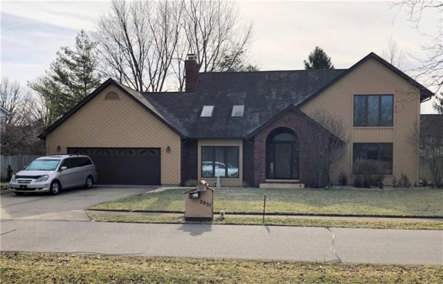 3831 Oriole Drive, Columbus, IN 47203 (MLS #21617004) :: Mike Price Realty Team - RE/MAX Centerstone