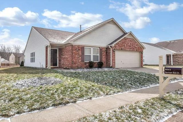 9041 Harrison Run Court, Indianapolis, IN 46256 (MLS #21617029) :: Mike Price Realty Team - RE/MAX Centerstone