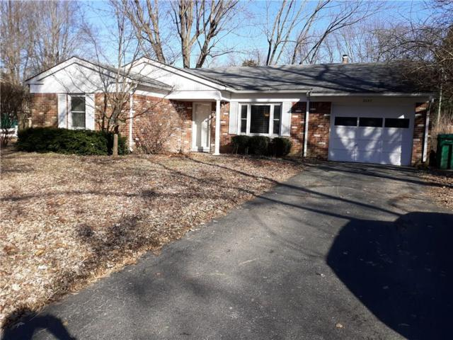 8057 Chiltern Drive, Indianapolis, IN 46268 (MLS #21617190) :: Mike Price Realty Team - RE/MAX Centerstone
