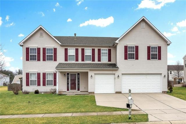 13209 Radnor Way, Fishers, IN 46038 (MLS #21617450) :: Mike Price Realty Team - RE/MAX Centerstone