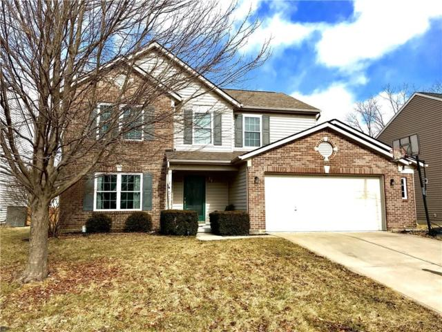 14516 Chapelwood Lane, Fishers, IN 46037 (MLS #21617551) :: The ORR Home Selling Team
