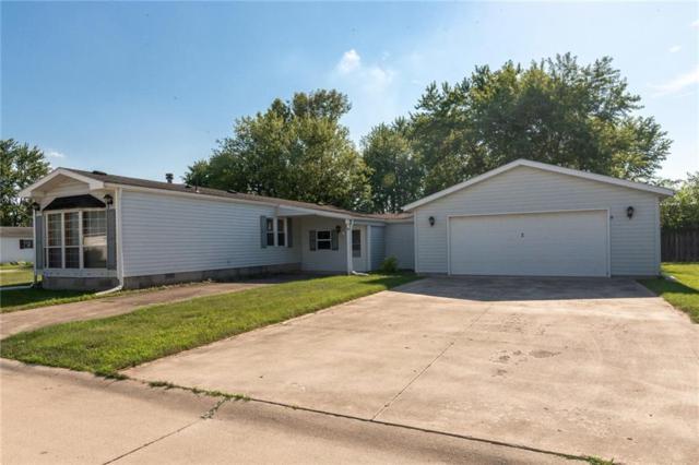 2800 S Andrews Road, Yorktown, IN 47396 (MLS #21617584) :: The ORR Home Selling Team