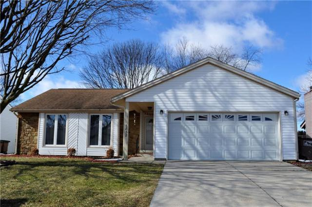 3832 Villa Drive, Columbus, IN 47203 (MLS #21617844) :: The ORR Home Selling Team