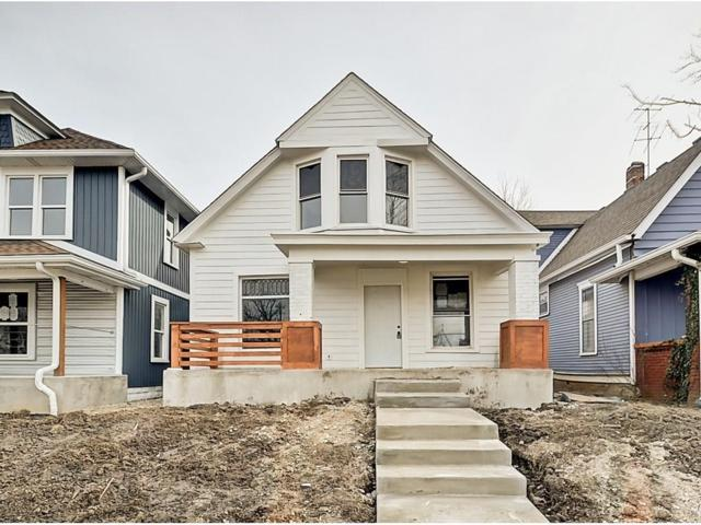 1347 S East Street, Indianapolis, IN 46225 (MLS #21617942) :: Mike Price Realty Team - RE/MAX Centerstone