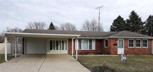 1908 S York Road, Yorktown, IN 47396 (MLS #21617969) :: The ORR Home Selling Team