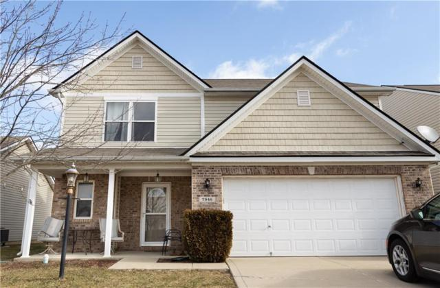 7946 Bombay Lane, Indianapolis, IN 46239 (MLS #21618035) :: The ORR Home Selling Team