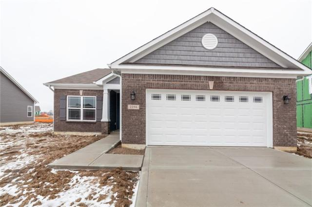 2396 Sawdust Trail E, Greenfield, IN 46140 (MLS #21618169) :: Mike Price Realty Team - RE/MAX Centerstone