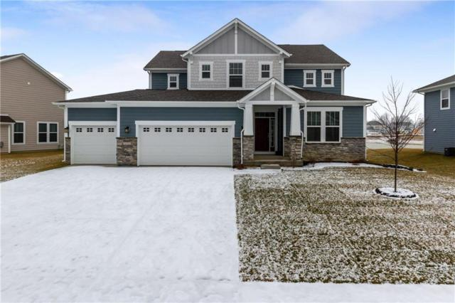 16565 Stableview Drive, Fortville, IN 46040 (MLS #21618354) :: Richwine Elite Group