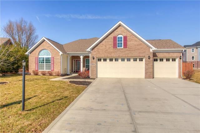 8096 Eskerban Drive, Avon, IN 46123 (MLS #21618430) :: Mike Price Realty Team - RE/MAX Centerstone