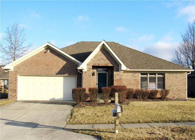 5746 Kensington Boulevard, Plainfield, IN 46168 (MLS #21618506) :: The Indy Property Source