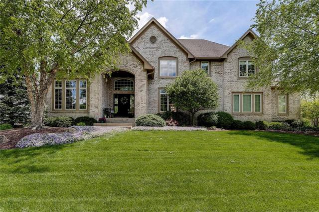 16145 Brookhollow Drive, Westfield, IN 46062 (MLS #21618653) :: AR/haus Group Realty