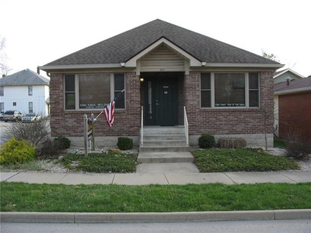 221 E Main Street, Brownsburg, IN 46112 (MLS #21618688) :: David Brenton's Team