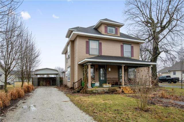 219 W Main Street, Pittsboro, IN 46167 (MLS #21618708) :: The Indy Property Source