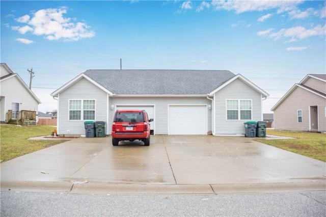 1611 W Kole Drive, Greensburg, IN 47240 (MLS #21618744) :: Mike Price Realty Team - RE/MAX Centerstone