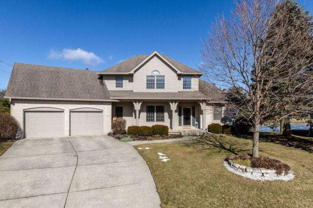 11016 Turfgrass Way, Indianapolis, IN 46236 (MLS #21618875) :: The ORR Home Selling Team