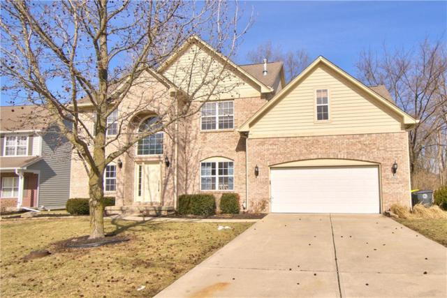 10424 Hermosa Drive, Indianapolis, IN 46236 (MLS #21618981) :: The Evelo Team