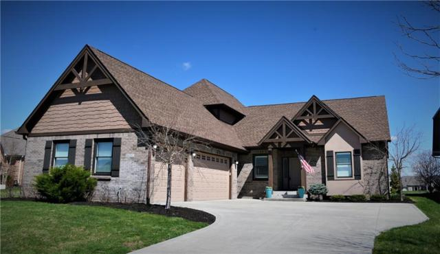 16382 Valhalla Drive, Noblesville, IN 46060 (MLS #21619005) :: The ORR Home Selling Team