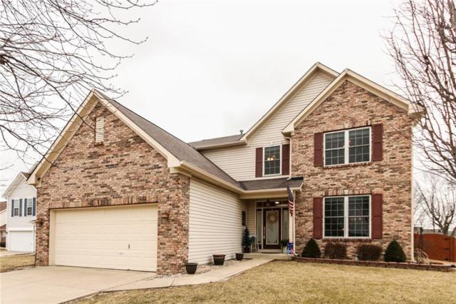 1471 Vinewood Drive, Greenwood, IN 46143 (MLS #21619047) :: Mike Price Realty Team - RE/MAX Centerstone