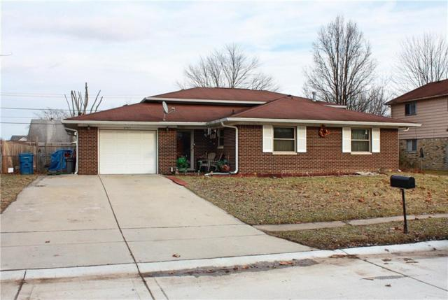 2723 Saturn Drive, Indianapolis, IN 46229 (MLS #21619104) :: FC Tucker Company