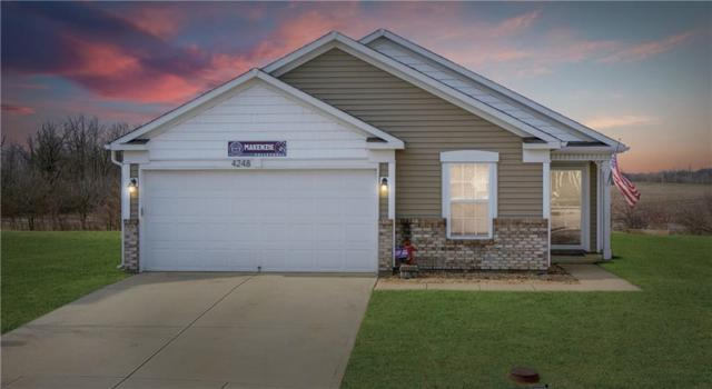 4248 Arches Court, Indianapolis, IN 46235 (MLS #21619175) :: Richwine Elite Group