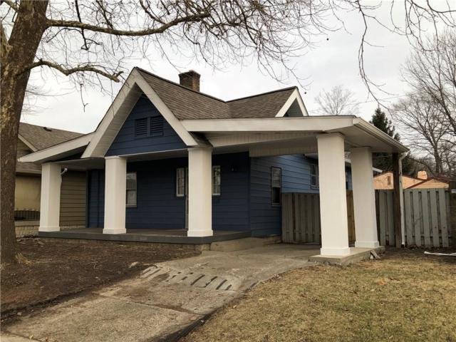 1473 N Shannon Avenue, Indianapolis, IN 46201 (MLS #21619266) :: AR/haus Group Realty