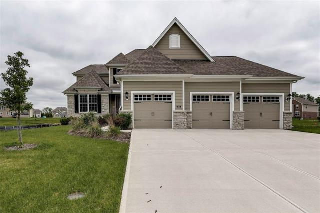 3863 Sugar Pine Lane, Zionsville, IN 46077 (MLS #21619627) :: AR/haus Group Realty