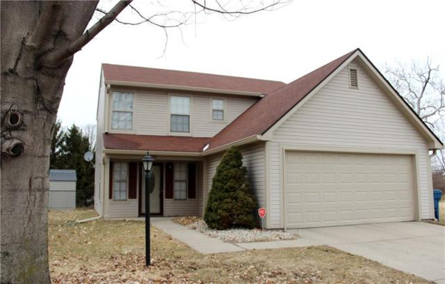 4210 Lakefield Court, Indianapolis, IN 46254 (MLS #21619978) :: Mike Price Realty Team - RE/MAX Centerstone